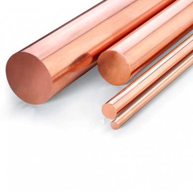 Copper rod. Main areas of application & properties