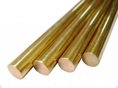 Bronze round rod. Features & application